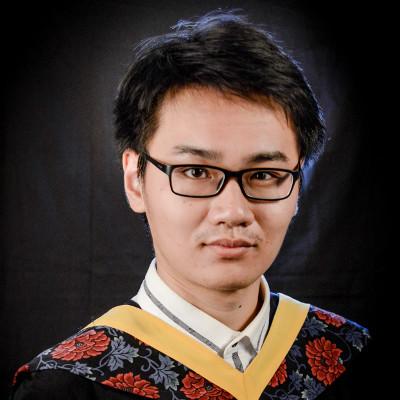 Yuzhong(Eugene) Huang bio photo